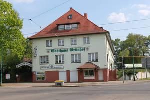 """Gasthaus & Hotel """"Grünhof"""""""
