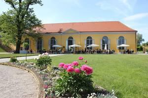 Barocco - Das Kulturcafé in der Orangerie
