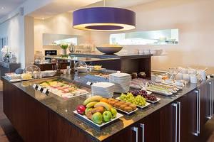 Frühstücksbüfett im Husumer Hotel am Schlosspark (c) Hotel am Schlosspark, Husum