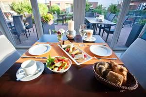 Frühstückstisch, © Hotel & SPA Rosenburg