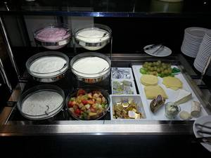 Frühstücksbuffet, © THOMAS Hotel Spa Lifestyle