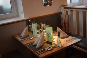 Sitzplatz im Restaurant Compass (c) Wochenschau