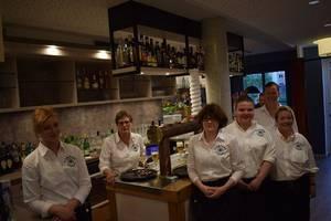 Das Team des Restaurant Compass (c) Wochenschau