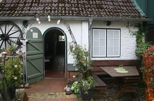 Tür zum Hof, © Dragseth's Gasthof