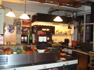 Offene Küche, © Hartmann's Landküche