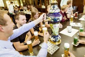 Zapftisch-Party, © Husums Brauhaus