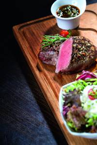 Steak aus der Region, © Husums Brauhaus
