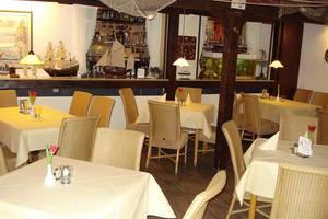 Sitzbereich innen, © Fischrestaurant Wiesendanger