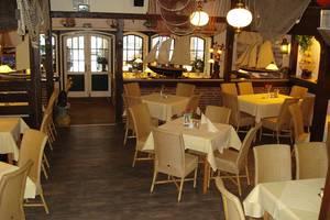 Maritime Atmosphäre , © Fischrestaurant Wiesendanger
