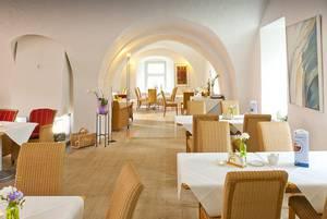 Gewölbte Räume im SchlossCafé, © Foto Oliver Franke