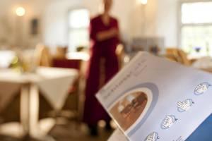 Schloss-Café als praxisnaher Ausbildungsort, © Foto Oliver Franke