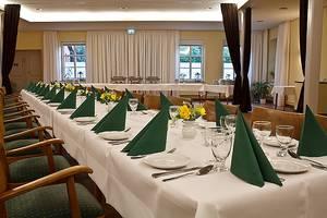 Großer Saal, © Christiansen's Gasthof