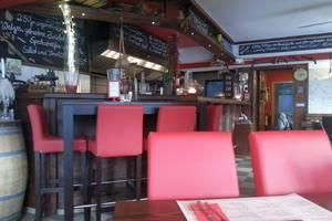 Blick zur Bar, © Steakbar Parrilla