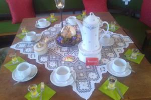 Kaffeetafel, © Treffpunkt Oldenswort