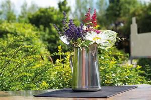 Tischdekoration auf der Terrasse, © Handelskrug