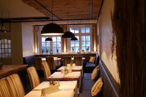 Hotelrestaurant in Simonsberg, © Lundenbergsand Hotel und Spa