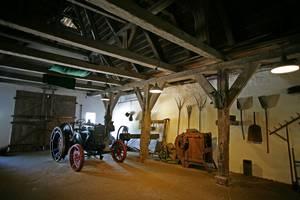 Landwirtschaftsmuseum, Roter Haubarg, © Gerd Wagner