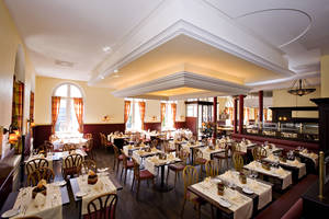 Brasserie Café Spitz - Merian