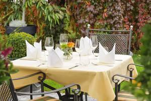 Außenbereich Hämmerle´s Restaurant - Landgenuss