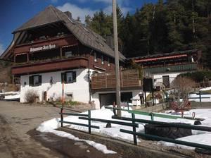 Schwarzwälder Speck-Huisli
