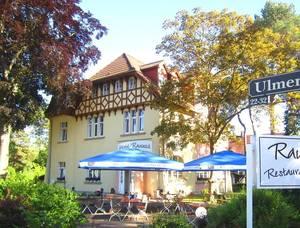 Restaurant im Hotel Raueneck