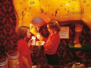 Erlebnisbad im Märchenhotel Bellevue