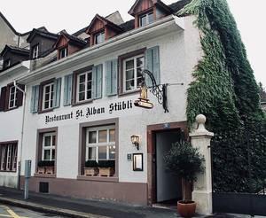 St. Alban-Stübli