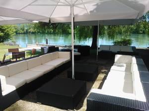 Gasthof Solbad & Sommerpark am Rhein