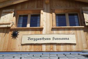 Berggasthaus Sassauna