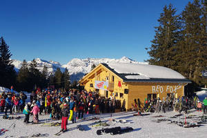 Red Fox Aprés-Ski Hütte