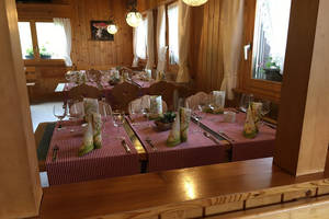 Restaurant Güggelstein innen