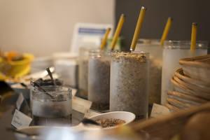 Bio-Vital-Frühstück im Hotel Haus Schons