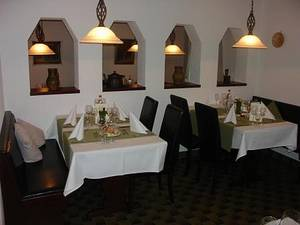 Restaurant Blume-Post