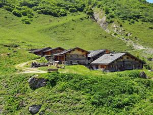 Berggasthaus Edelweiss Stube