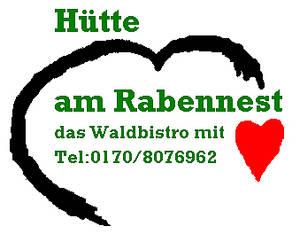 Logo Hütte am Rabennest