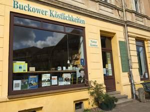 """Café im Naturkostladen """"Buckower Köstlichkeiten"""""""
