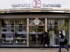 Confiserie Bachmann Bahnhof SBB