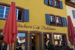 Bäckerei-Café Heitzmann Staufen Stadtmitte