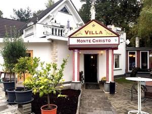 """Café & Ristorante """"Villa MONTE CHRISTO"""""""