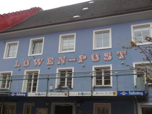Bistro Knopfloch and Löwen Pub