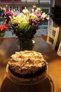 Leckere Torte im Künstlercafé Husum (c) Künstlercafé