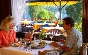 Kurhaus Titisee / Restaurant Schwarzwälder Stuben