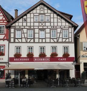 Café Beck am Marktplatz