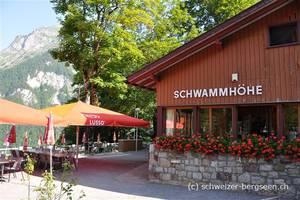 Berggasthaus Schwammhöhe