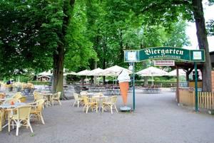 Biergarten am Scharmützelsee