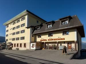 Hotel Kistenpass Brigels, Winter