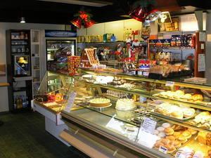 Bäckerei Konditorei Cafe Wölfle