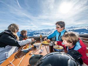Take-Away: Bergrestaurant Alp Dado