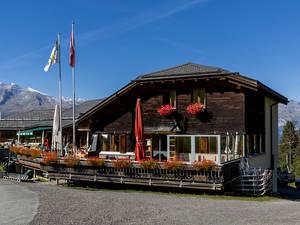 Bergrestaurant Wali