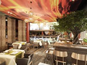"Restaurant ""PIAZZA""  im a-ja Resort"